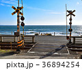 江ノ島電鉄踏切 36894254