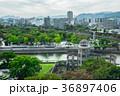 【広島県】都市風景 36897406