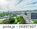 【広島県】都市風景 36897407
