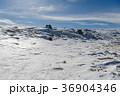 山 雪山 日光白根山の写真 36904346