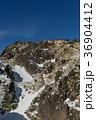山 山岳 雪山の写真 36904412