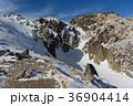 山 山岳 雪山の写真 36904414