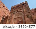 世界遺産 アーグラ城塞 アーグラ城の写真 36904577