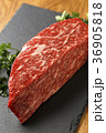 黒毛和牛 肉 牛肉の写真 36905818