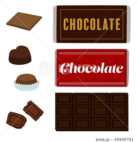 チョコレート イラスト