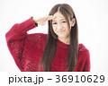 女性 若い女性 笑顔 ライフスタイル 36910629