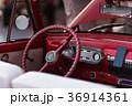 クラシックカー 運転席 36914361