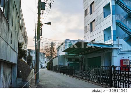 戸塚工業団地の風景 横浜市戸塚区上矢部町 36914545