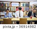 図書館で勉強 36914982