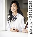 人物 女性 学生の写真 36915289