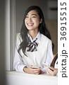 女子 学生 高校生の写真 36915515