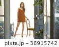 人物 ポートレート 女性の写真 36915742