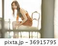 人物 ポートレート 女性の写真 36915795