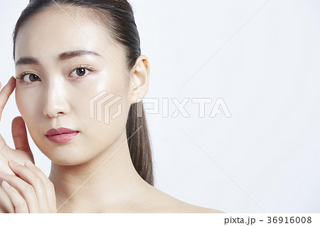 美しい女性 ビューティーポートレート 36916008