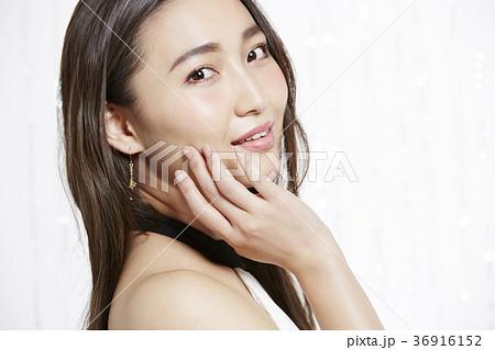 美しい女性 ビューティーポートレート 36916152