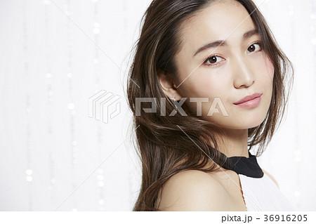 美しい女性 ビューティーポートレート 36916205