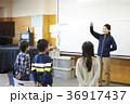 小学生 小学校 人物の写真 36917437