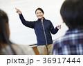 小学校 人物 指揮の写真 36917444