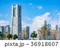 神奈川県 横浜 快晴の写真 36918607