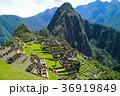 ペルー マチュピチュ 遺跡の写真 36919849