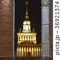 ロシア モスクワ ランドマークの写真 36921374