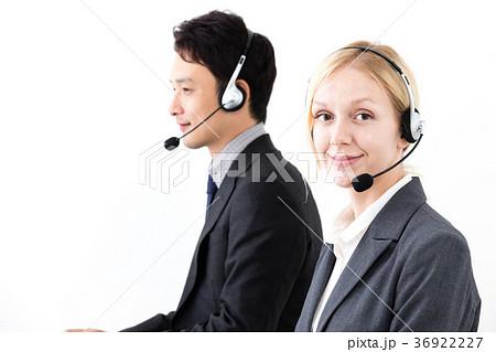 外国人コールセンターイメージ 36922227