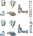 飲み会の食べ物色々 36927773
