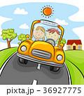 子供 車 自動車のイラスト 36927775