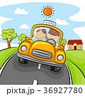 子供 車 自動車のイラスト 36927780