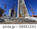 日本丸 帆船 船の写真 36931241