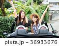 沖縄を旅する女性 36933676