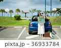 沖縄を旅する女性 36933784