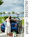 沖縄を旅する女性 36933790