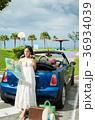 沖縄を旅する女性 36934039