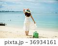 女性 旅 沖縄の写真 36934161