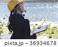 人物 女性 ビジネスウーマンの写真 36934678