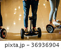 Dual Wheel Self Balancing Electric Skateboard 36936904