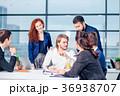 人物 ミーティング 会議の写真 36938707