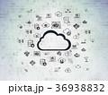 テクノロジー デジタル データのイラスト 36938832