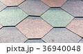 スレート 粘板岩 いろとりどりの写真 36940048
