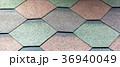スレート 粘板岩 いろとりどりの写真 36940049