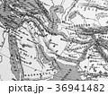 古地図 中東地域 36941482