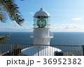 室戸岬灯台と太平洋 36952382