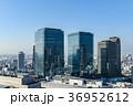都市風景 大阪 梅田の写真 36952612