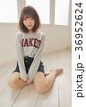女性 ストレート 女の子の写真 36952624