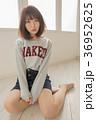 女性 女の子 若いの写真 36952625