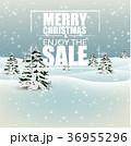 クリスマス 販売 セールのイラスト 36955296