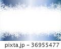 背景 壁紙 雪のイラスト 36955477