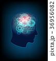 アブストラクト 抽象 抽象的のイラスト 36956082