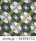 柄 パターン 花の写真 36956711